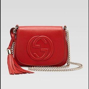 Gucci Red crossbody